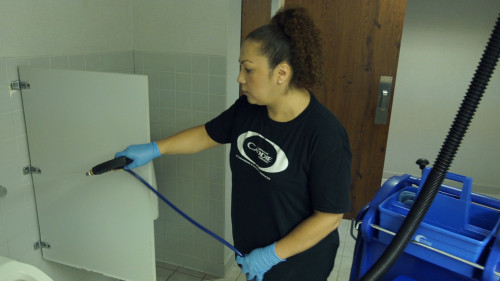 benefits of aqueous ozone cleaning systems